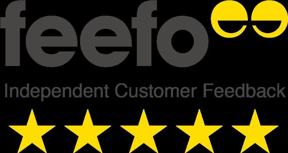 Feefo review