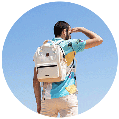 Cabaia backpacks for men and women