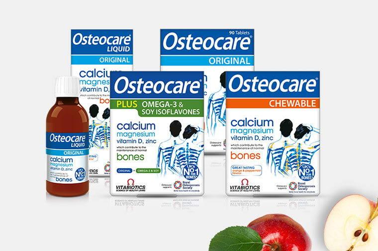 Osteocare Product Range