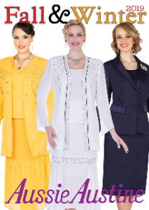 Aussie Austine Women Church Suits