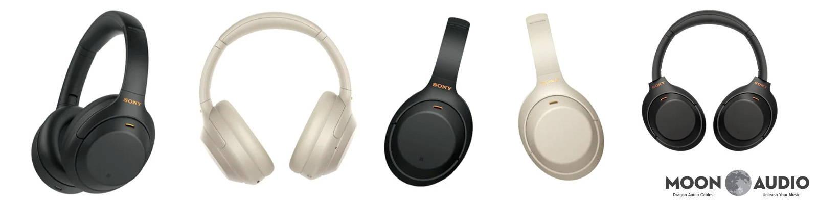 Sony XM4 Headphone Banner