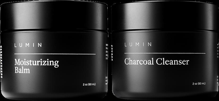 Lumin   Effective, Simple, Affordable Men's Skincare