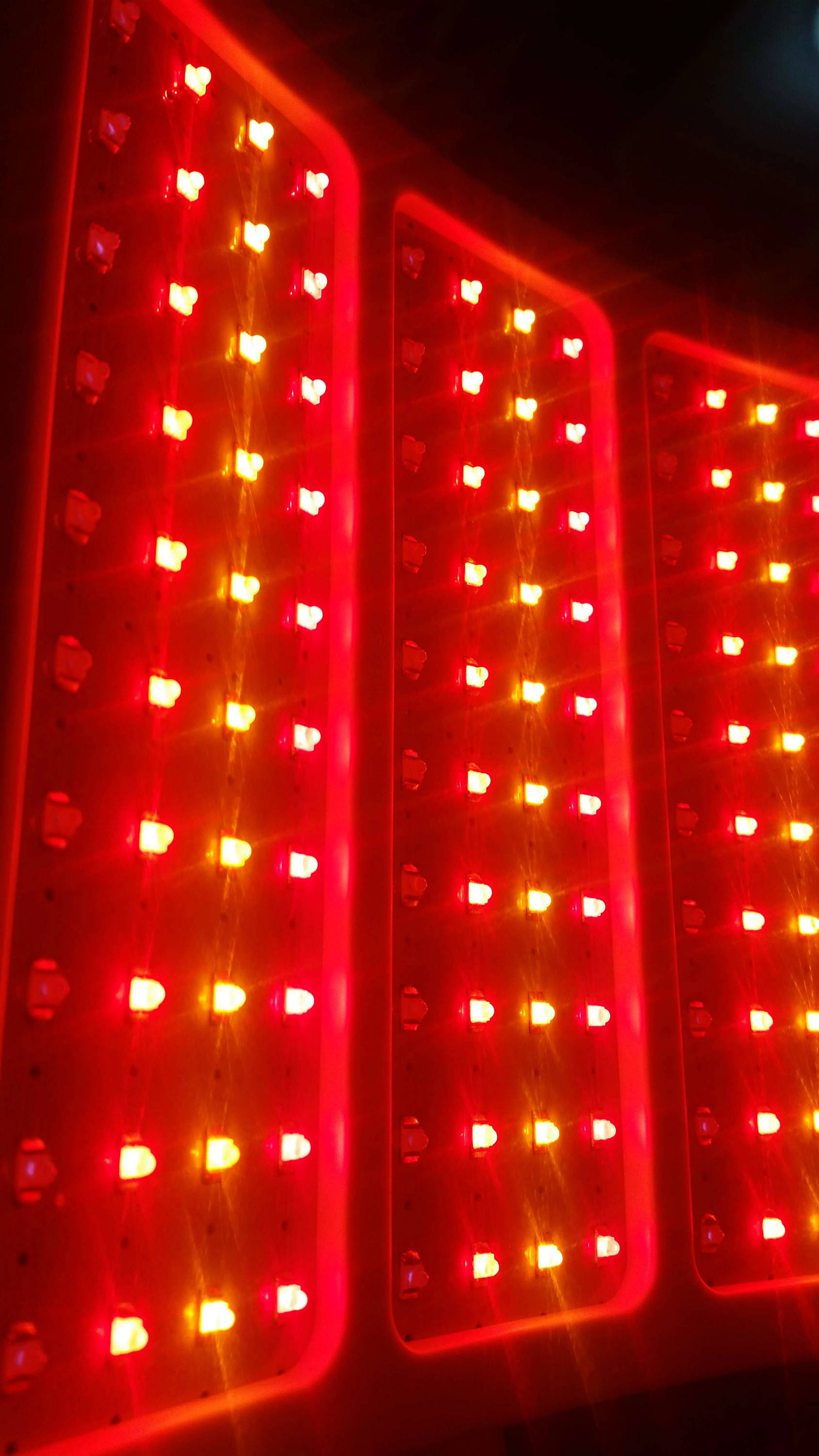 red light panel