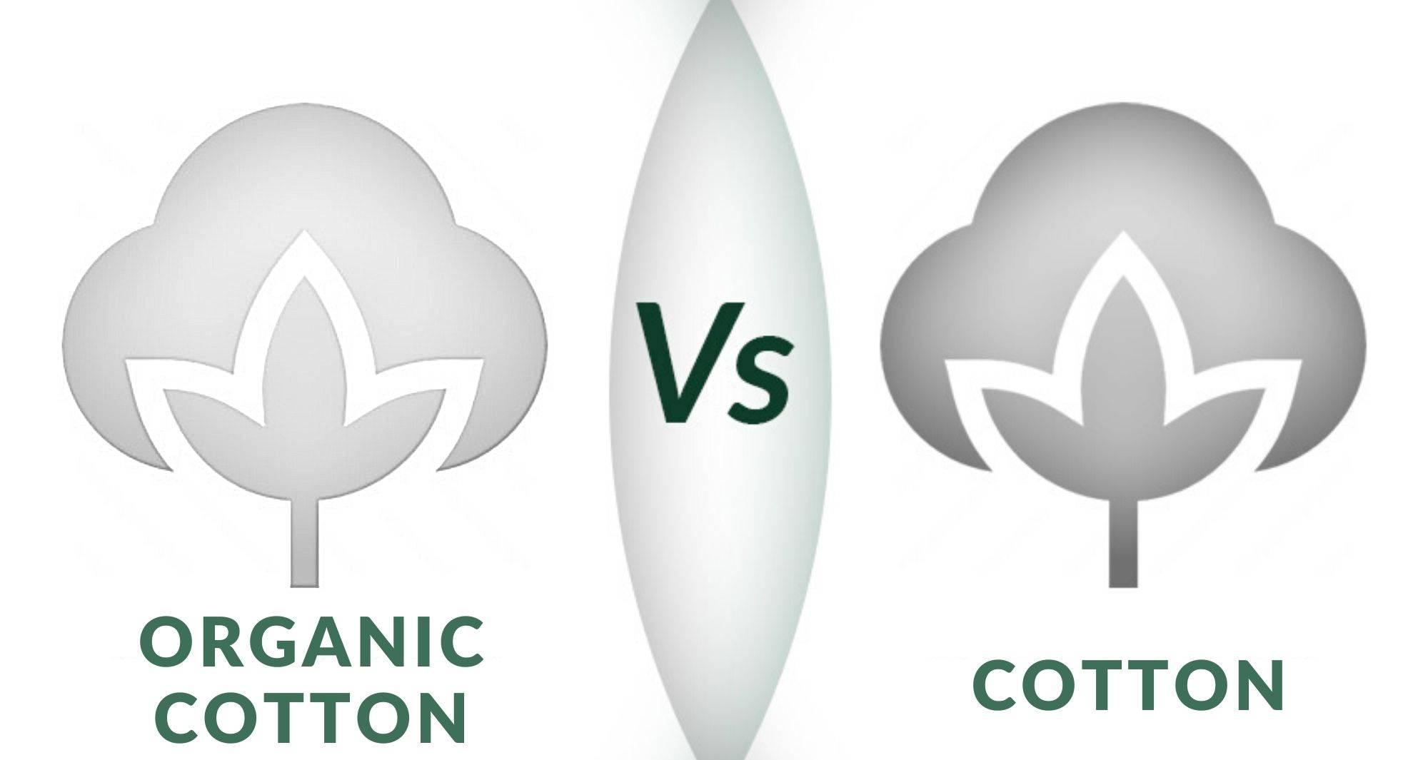 WAMA Underwear Infographic for Organic Cotton Vs Cotton