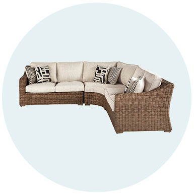 beachcroft sectional
