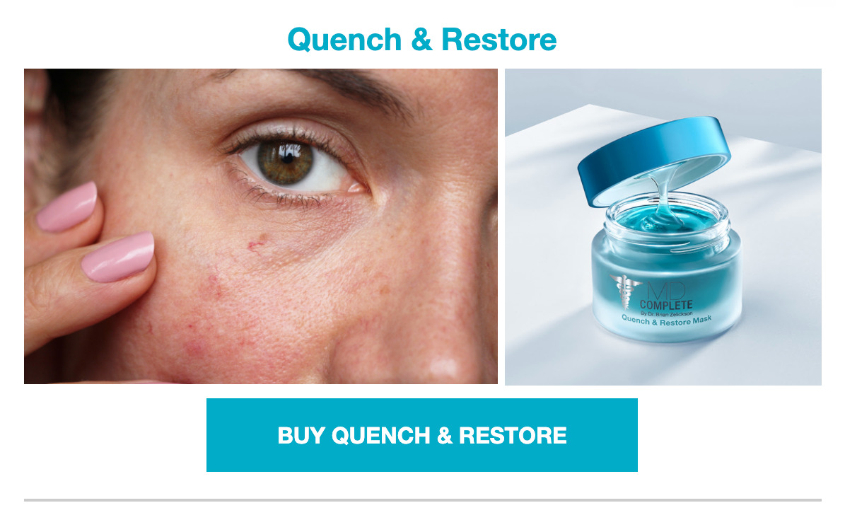 Quench & Restore Advanced Hyaluronic Treatment
