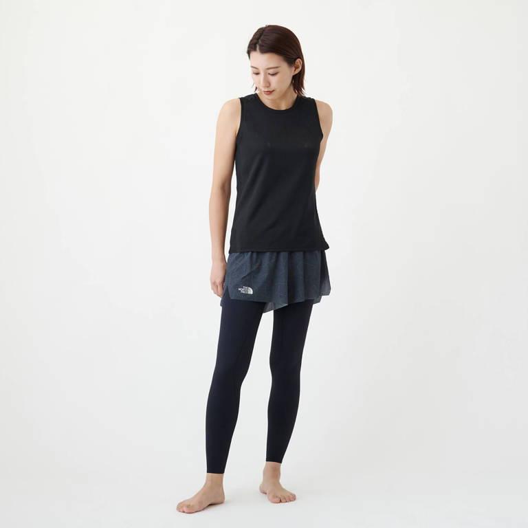 C3fit(シースリーフィット)/インスピレーション ロングタイツ/ブラック/WOMENS