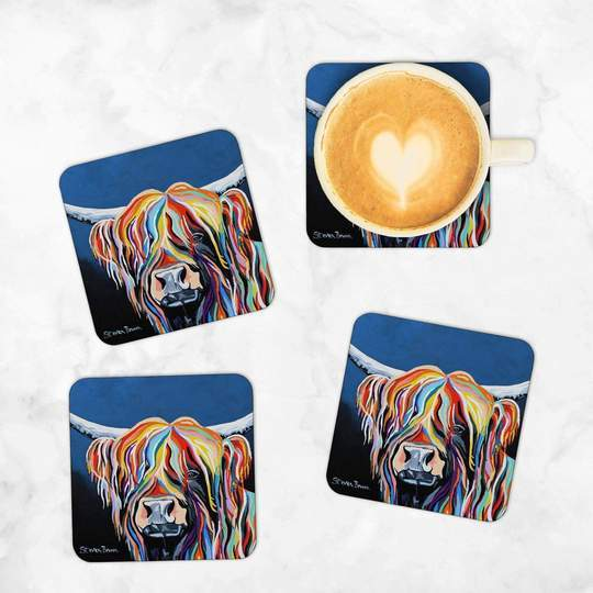 Steven Brown Coasters - Homeware  Collection
