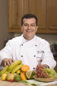 Chef Marco Zapien
