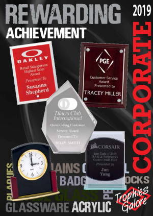Trophies Galore Corporate Catalogue
