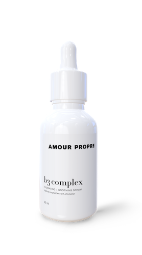 B3 Complex | Amour Propre Beauty | Hydrating Hyaluronic Acid Serum For Niacinamide