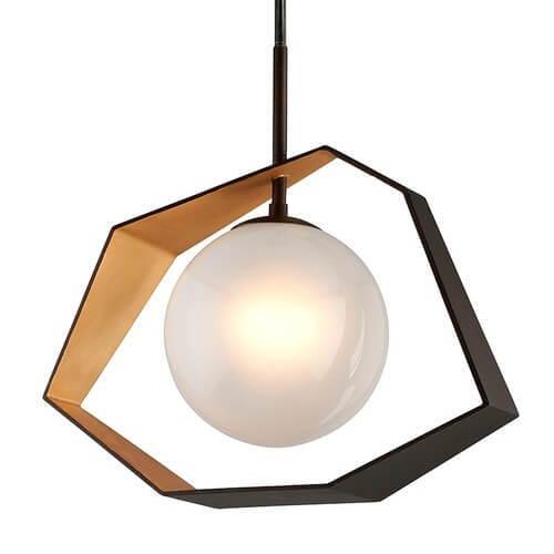 Troy Lighting Origami Pendant Light