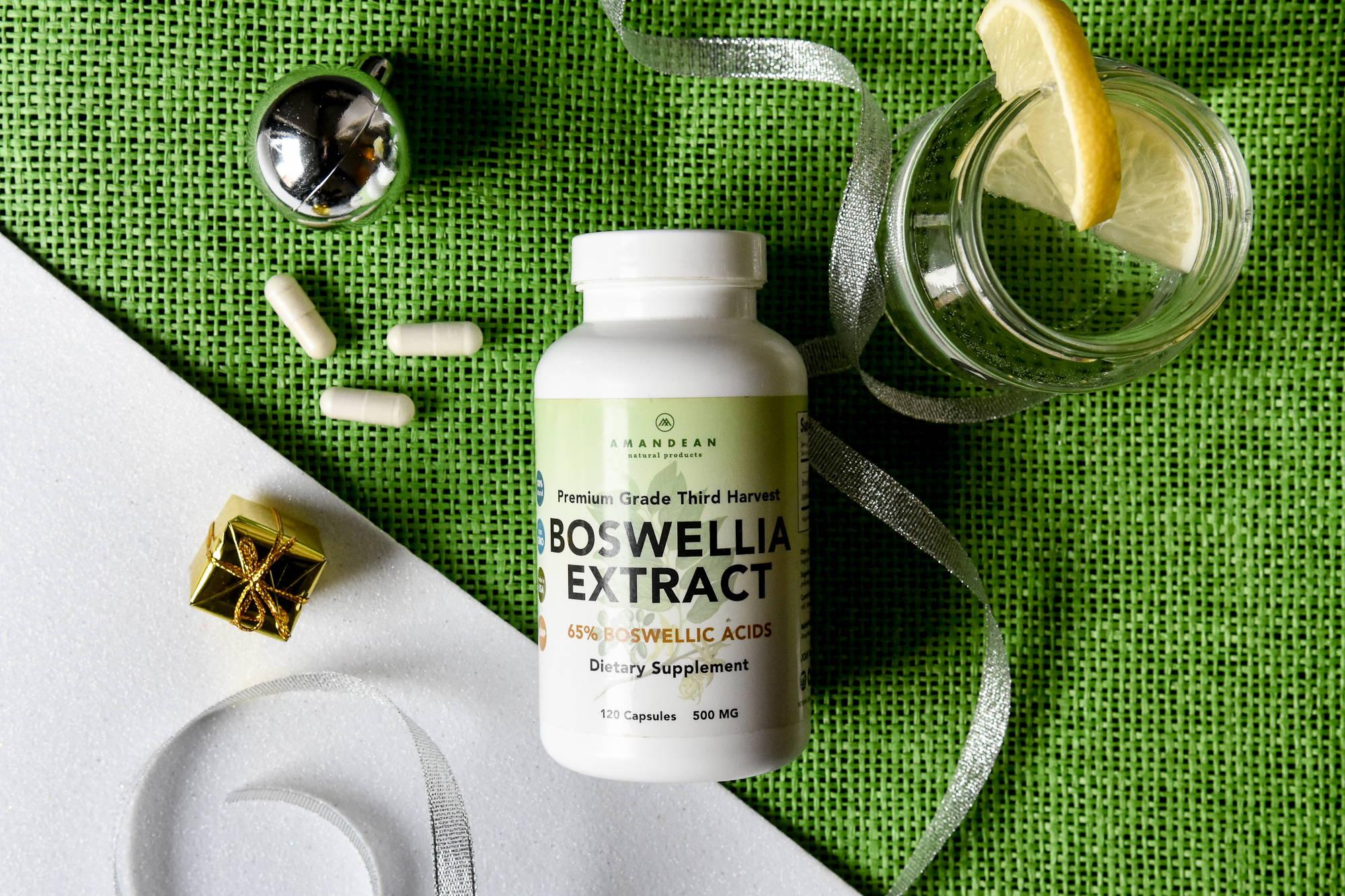 Manage Your Mood With Premium Boswellia Serrata Extract