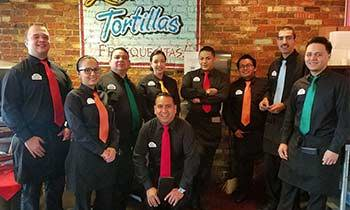 Phil Sandoval's Mexican Restaurante Ties
