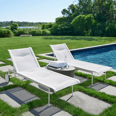 Outdoor Lounge Furniture - Chaise Lounges