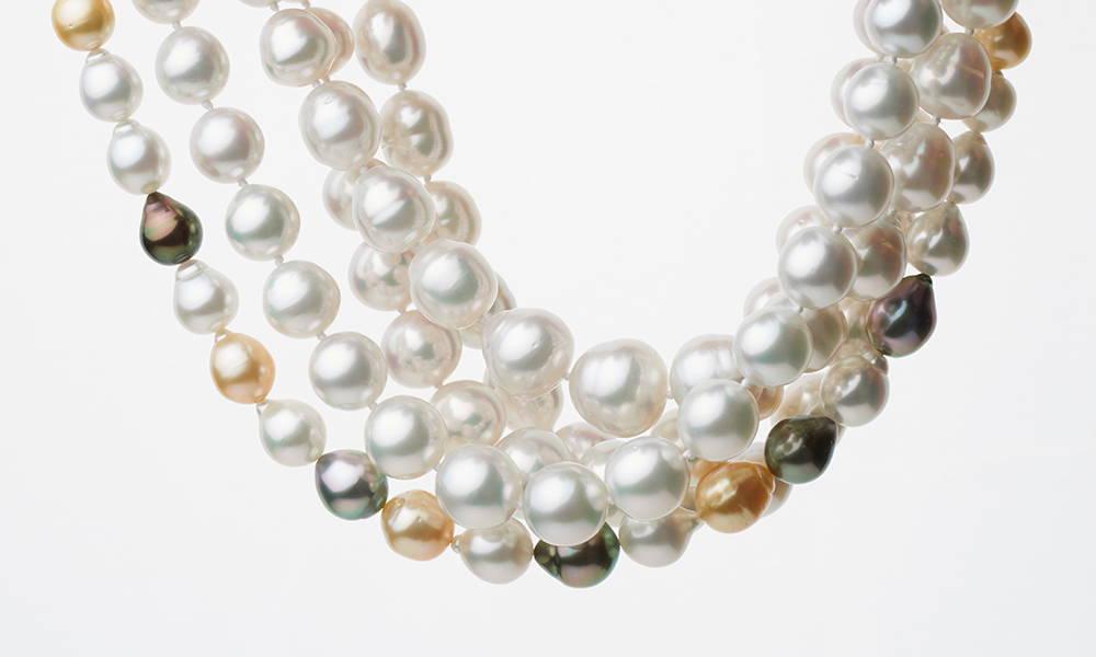 Genuine Cultured South Sea Pearls