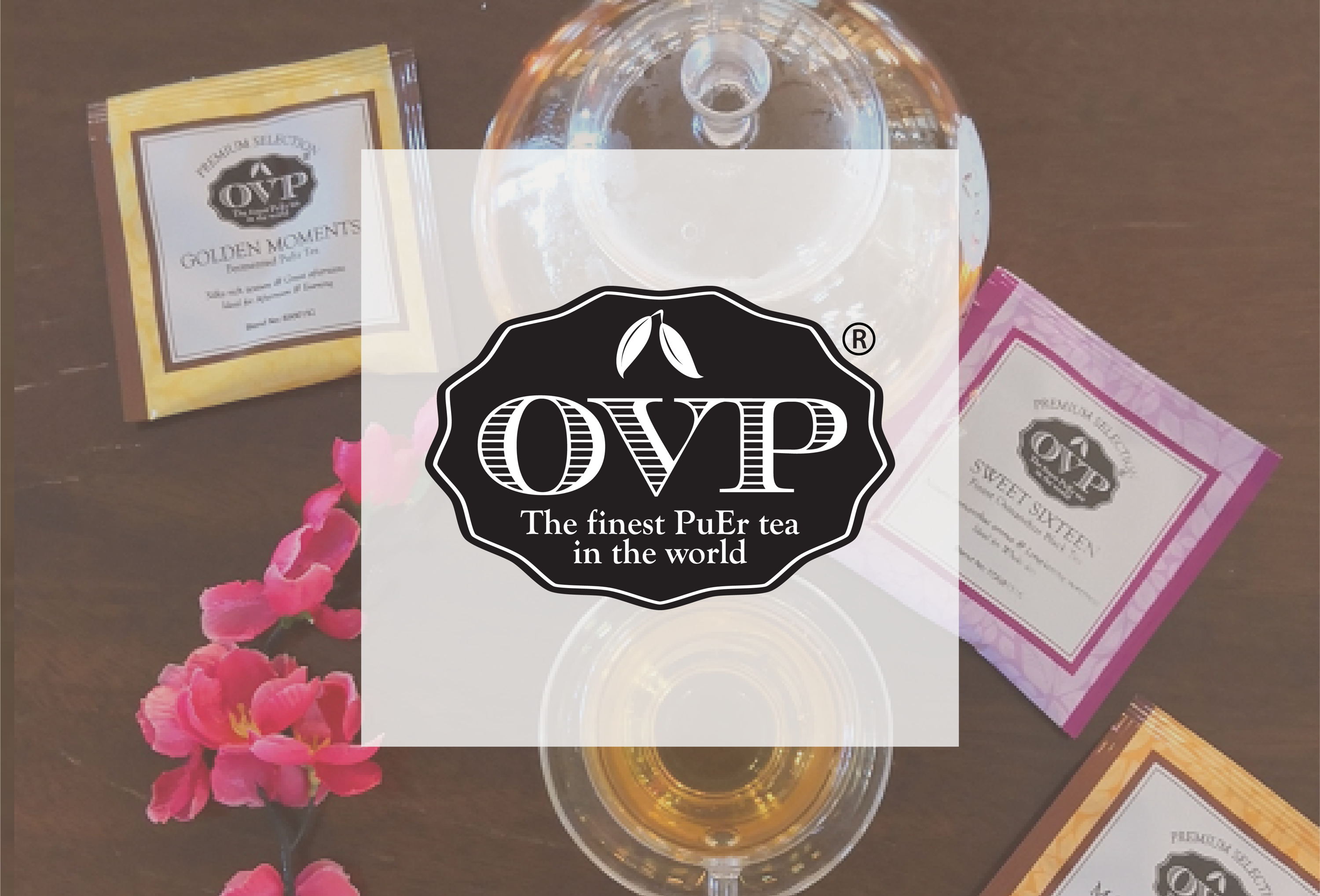 OVP at Singapore Tea Festival 2018