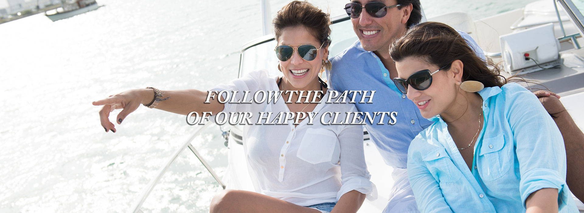 follow the path of our happy clients quote by briny