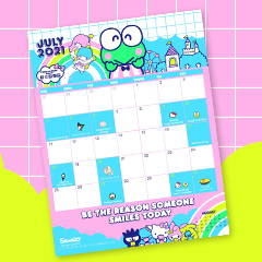 Click here for a free downloadable calendar!
