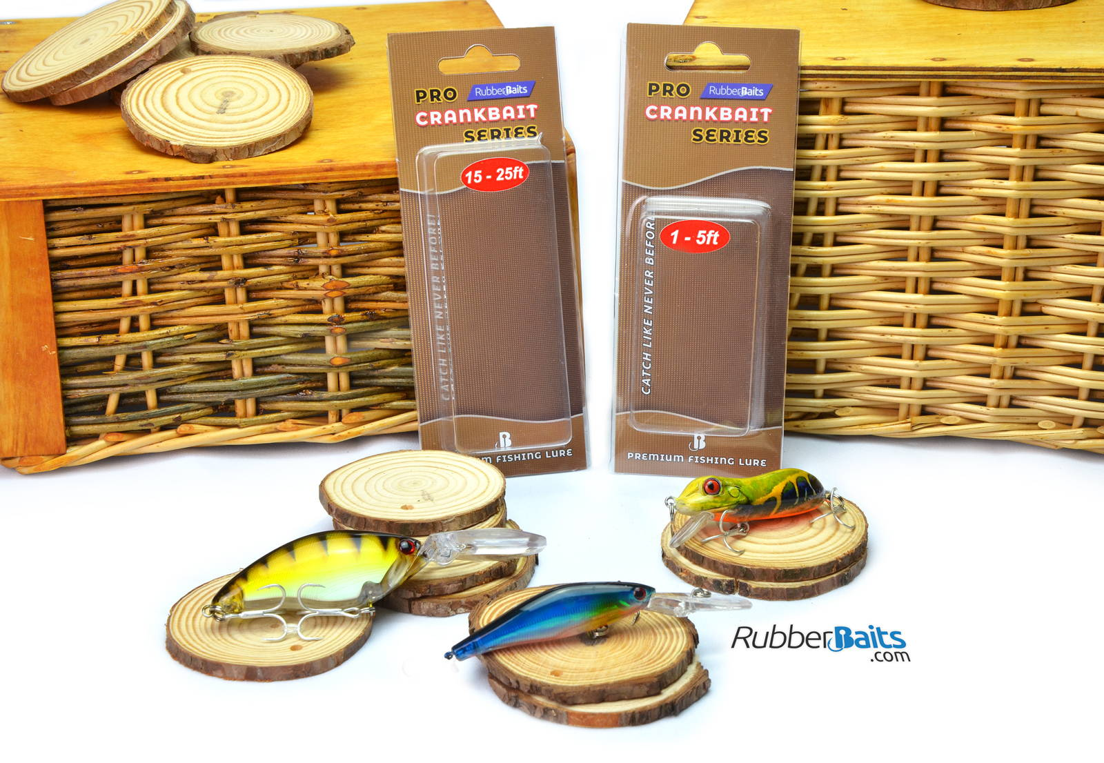 RubberBaits - Wholesale Fishing Tackle For New & Existing