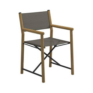 GLOSTER VOYAGER SLING FOLDING CHAIR
