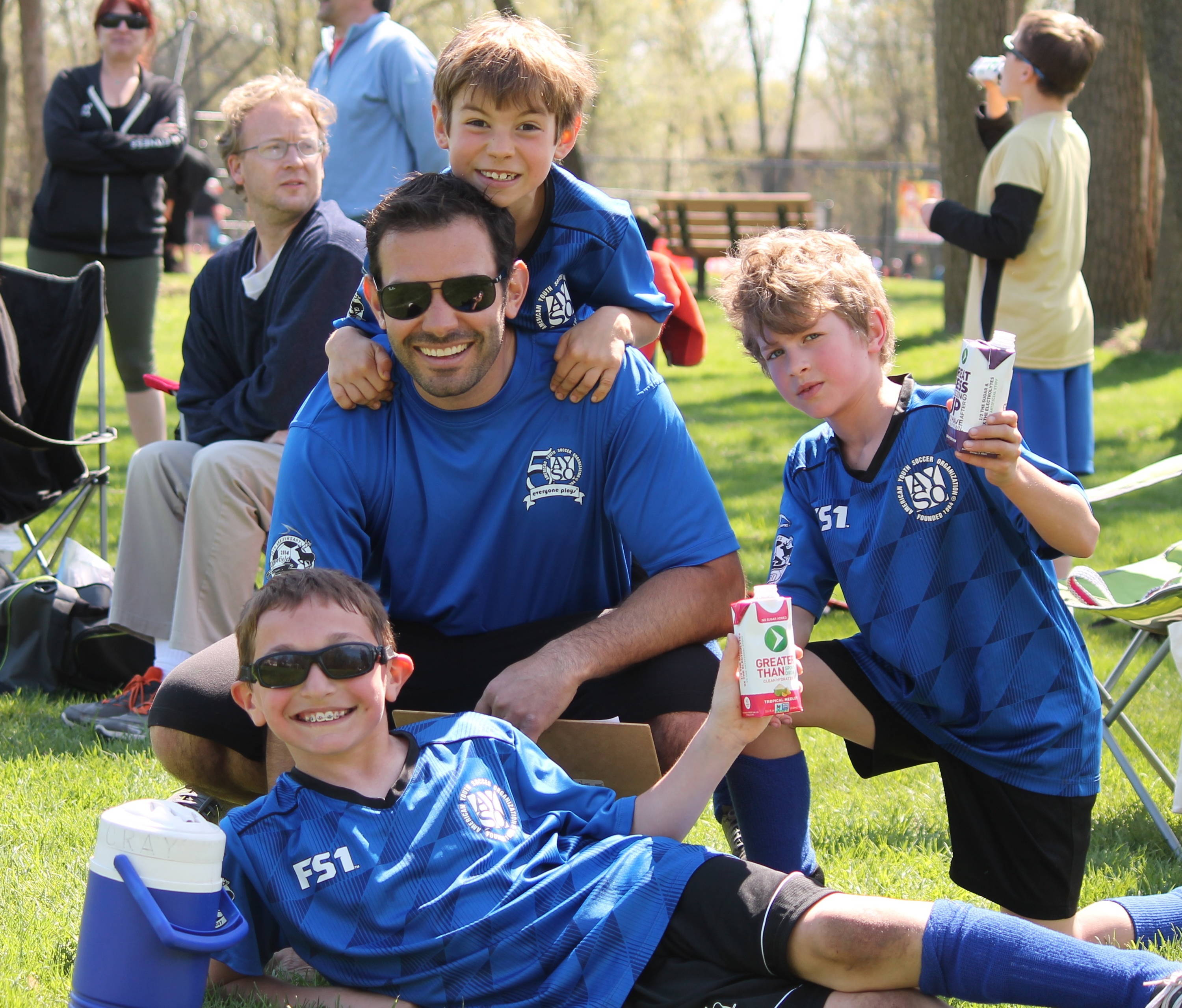 Youth Sports: Keep Your Kids Healthy and Hydrated