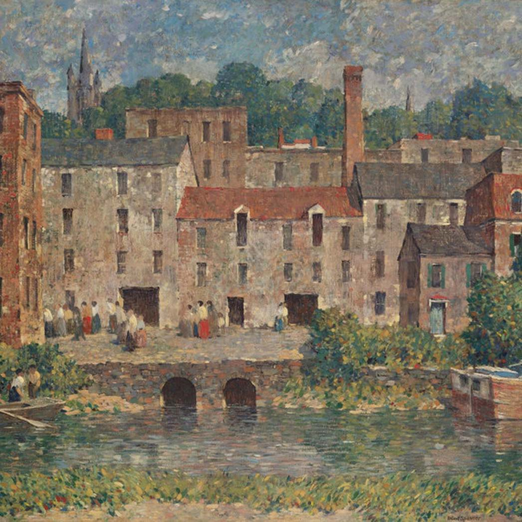 Robert Spencer Art