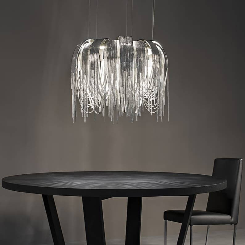 Volver Chandelier - Terzani  Custom Designer Lighting