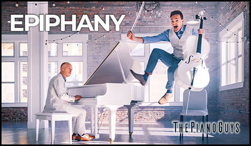 The piano guys | dpac official site.