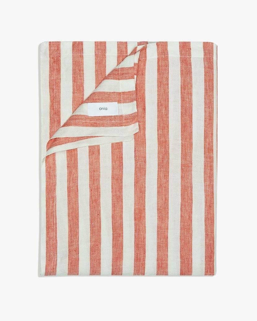 Macro Stripe Beach Towel