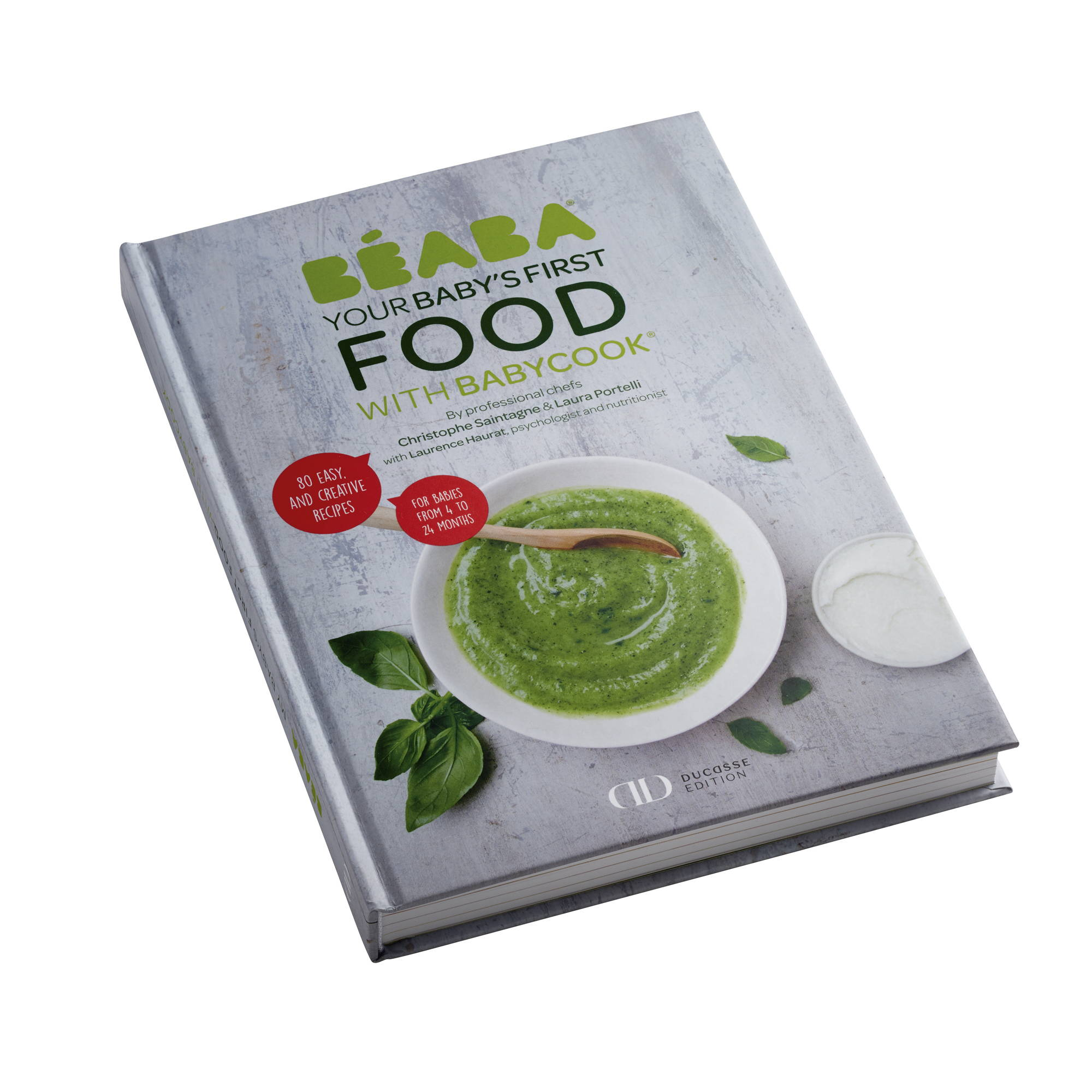 Beaba Babycook Book - My First Meal