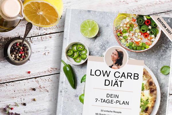 Low Carb Ernährungsplan von nu3
