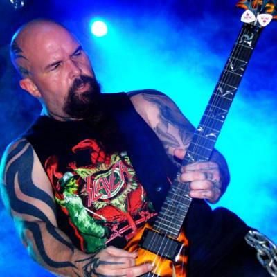 Kerry King of Slayer recycled guitar string bracelets and jewelry