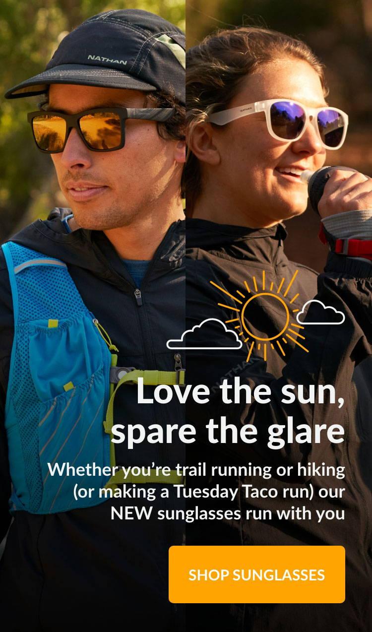 Love the sun, Spare the Glare - Shop Sunglasses