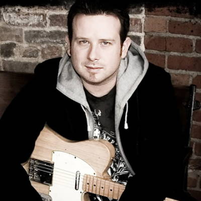 Danick Dupelle of Emerson Drive recycled guitar string bracelets and jewelry