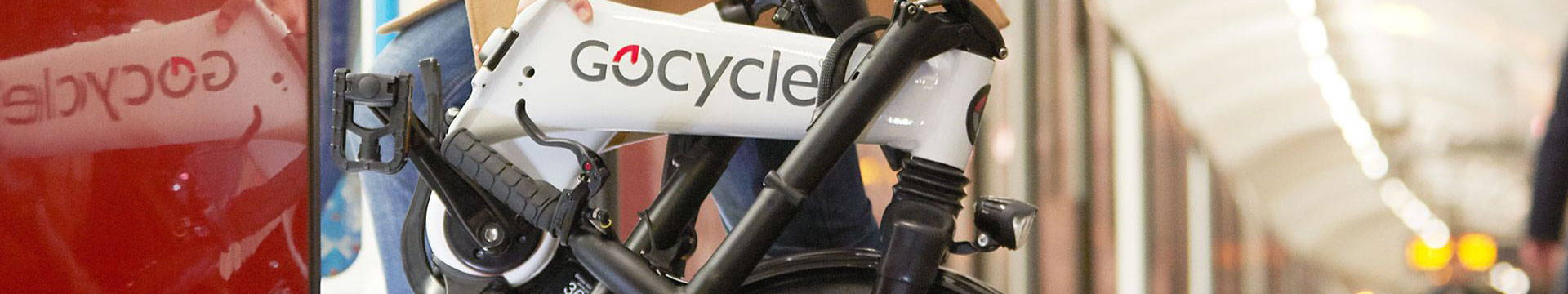 Portable folding bikes from GoCycle.