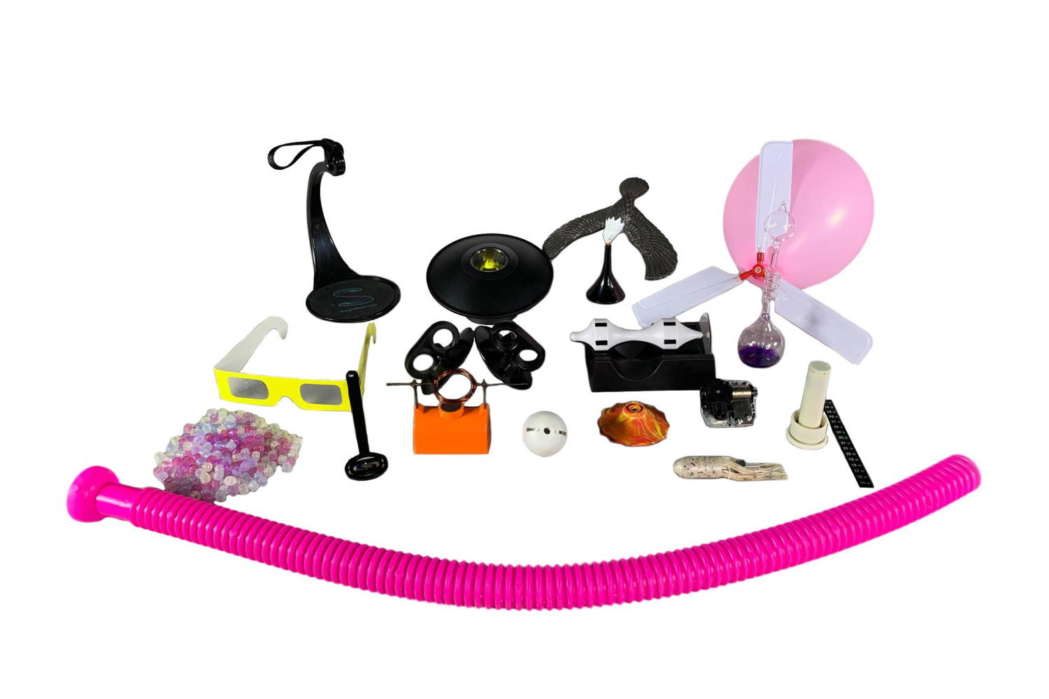 Physics AT HOME Experience Kit