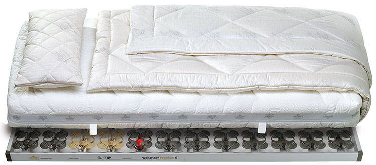 Wenatex Beds And Pillows Cpap Direct