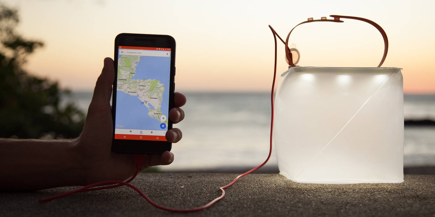 Charge your phone anywhere.