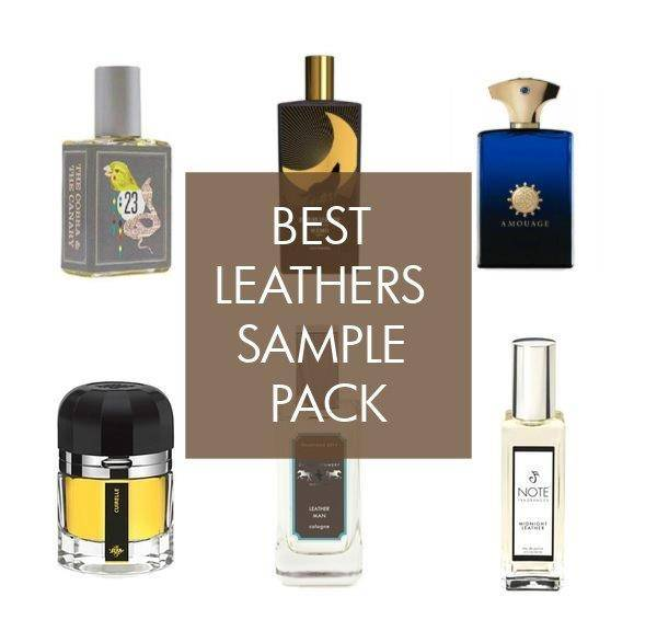 Best Leathers Sample Pack