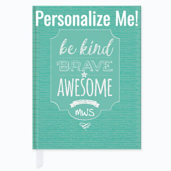 Personalized Journals Frecklebox