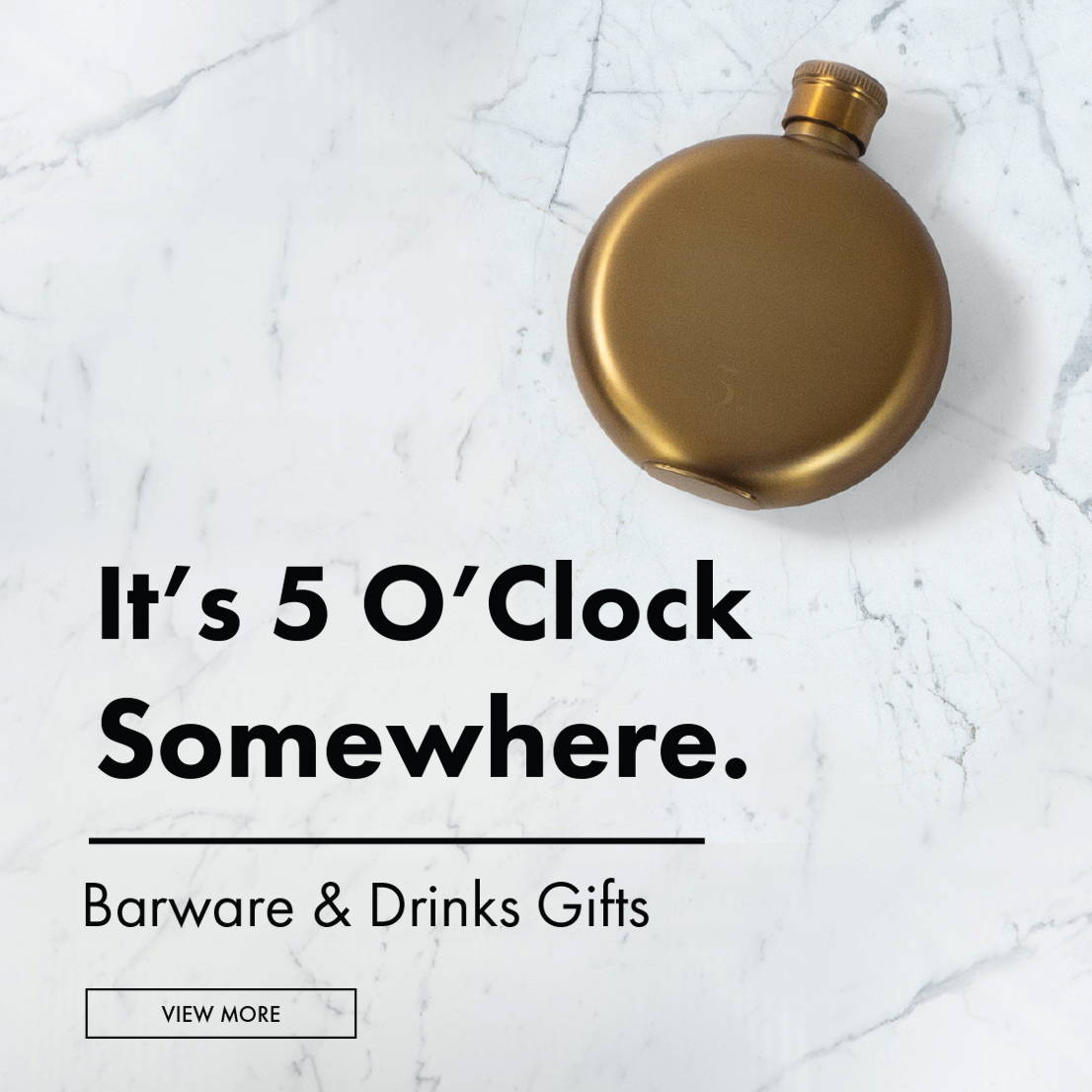 Barware gifts for men