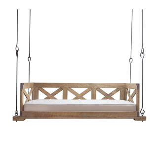 LOWCOUNTRY ORIGINALS  PATTERNED BED SWING