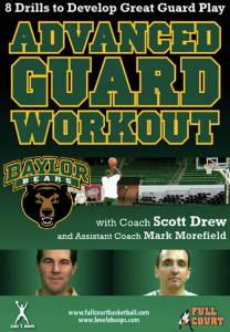 Advanced Guard Workout