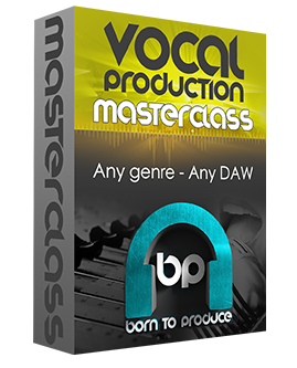 Vocal Production Masterclass Tutorial
