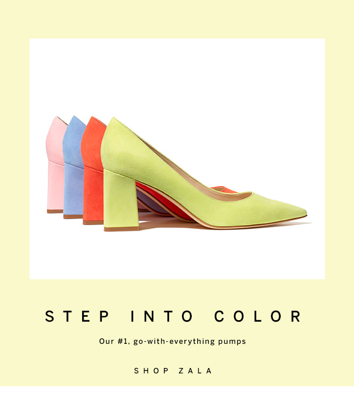 Step into Color