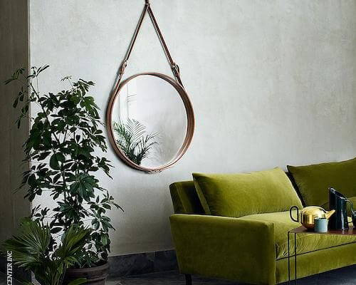 Our favorite modern mirrors.