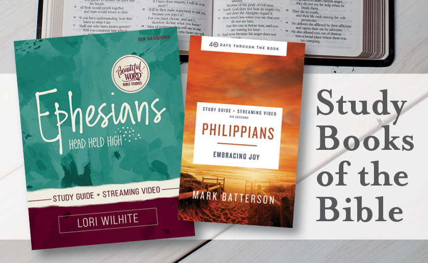 Study Books of the Bible