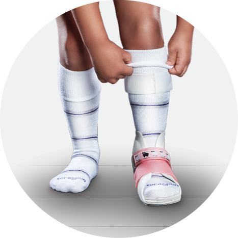 KIDS' AFO SOCKS Image