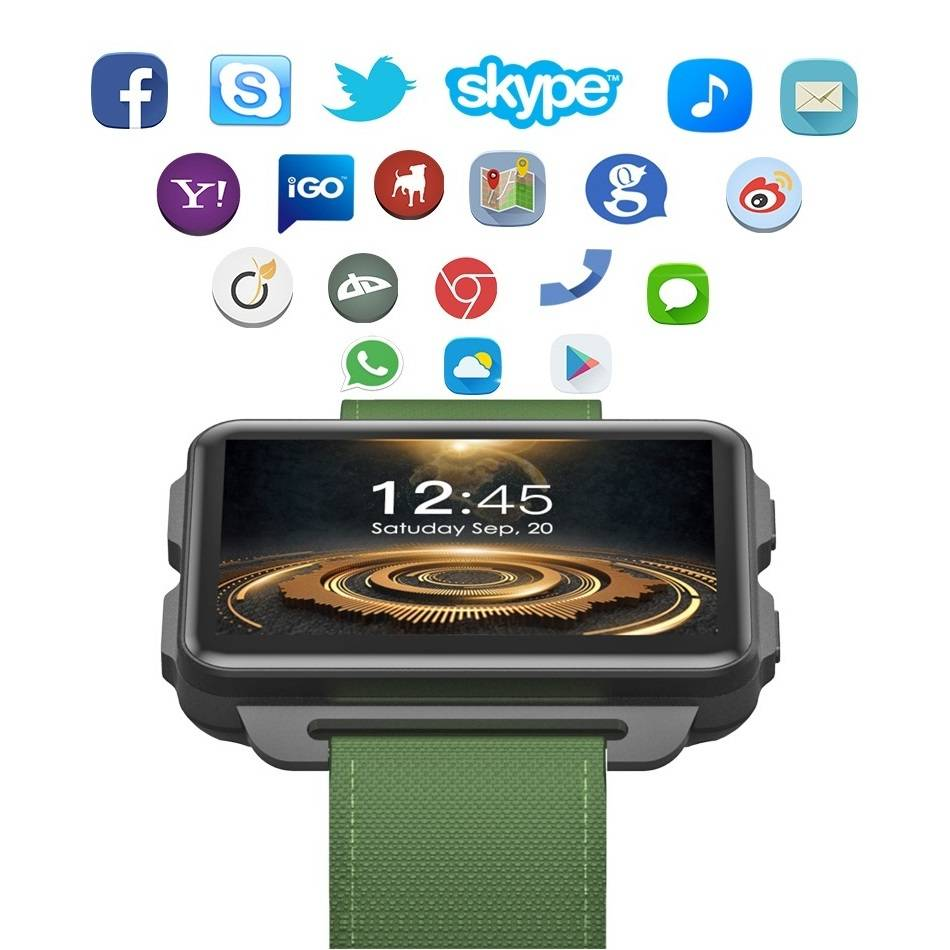 Yugen Smartwatches - Gen 4 Smartwatch